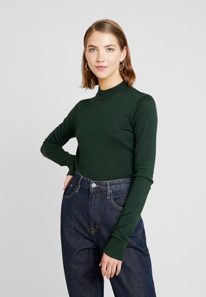 INGRID - Jumper - green dark