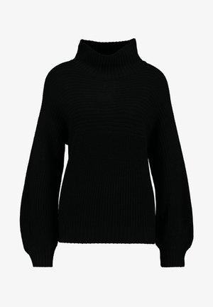 LIBBY - Neule - black dark