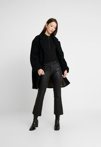 Monki - MAGDA - Pullover - black dark - 1