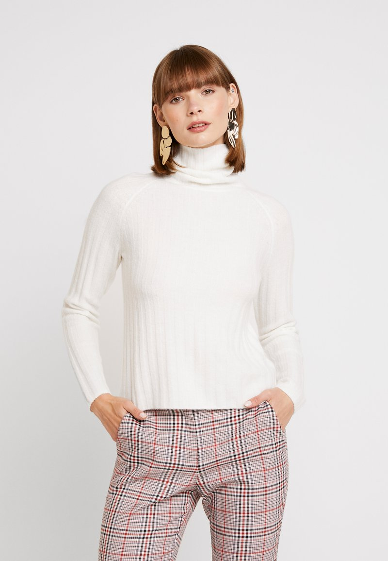 Monki - TILDA - Jersey de punto - white light unique
