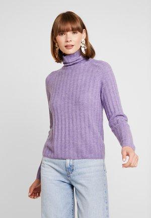TILDA - Strickpullover - purple