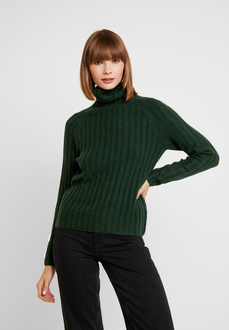 Monki - TILDA - Strickpullover - green