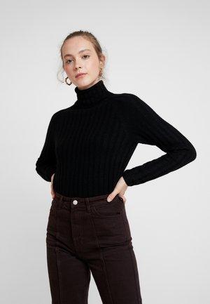 TILDA - Jersey de punto - black dark unique
