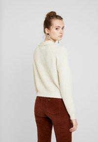 Monki - MARRE - Pullover - beige - 2
