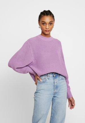 AGATA BASIC - Jumper - lilac
