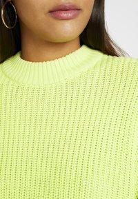 Monki - AGATA BASIC - Trui - light green - 5