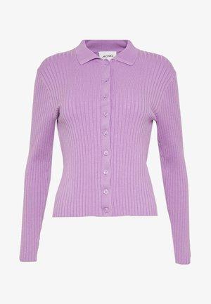 VILLYS - Cardigan - lilac