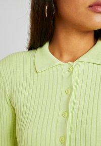 Monki - VILLYS - Cardigan - light green - 5