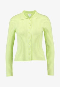 Monki - VILLYS - Gilet - light green - 4