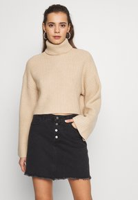 Monki - BERA - Trui - light beige - 0