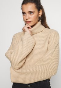 Monki - BERA - Trui - light beige - 4
