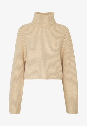 BERA - Sweter - light beige