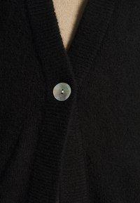 Monki - NALA CARDIGAN - Vest - black dark - 5