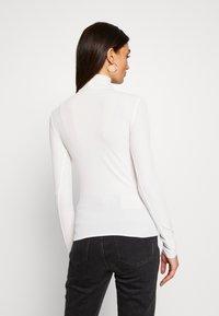Monki - JAVA  - Long sleeved top - white - 2