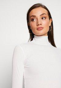 Monki - JAVA  - Long sleeved top - white - 3