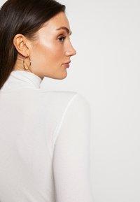 Monki - JAVA  - Long sleeved top - white - 5