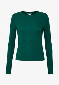 Monki - LILIANA - Maglietta a manica lunga - green - 4