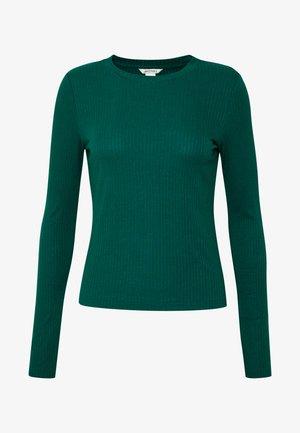 LILIANA - Topper langermet - green