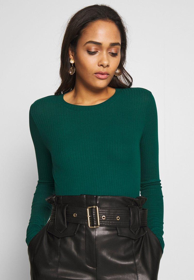 Monki - LILIANA - Maglietta a manica lunga - green