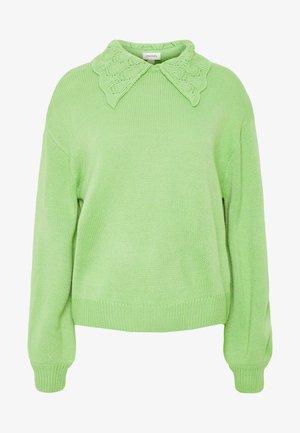 WALAA - Sweter - green dusty