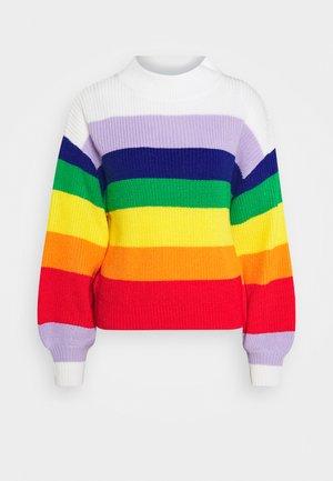 MANDA - Maglione - multi-coloured
