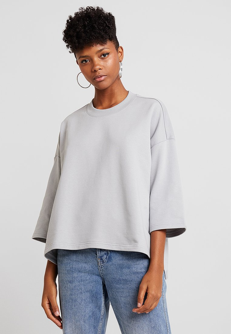 Monki - JENNA - Sweatshirt - grey