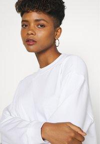Monki - Sweatshirt - white - 3