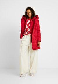 Monki - Sweatshirt - red/white - 1