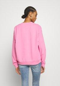 Monki - Felpa - pink medium solid - 2
