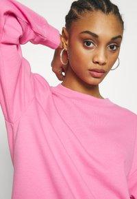 Monki - Felpa - pink medium solid - 4
