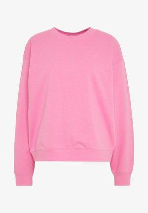 Felpa - pink medium solid