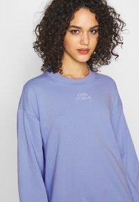 Monki - Sweater - blue light - 4