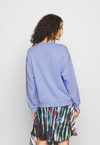 Monki - Sweater - blue light - 2
