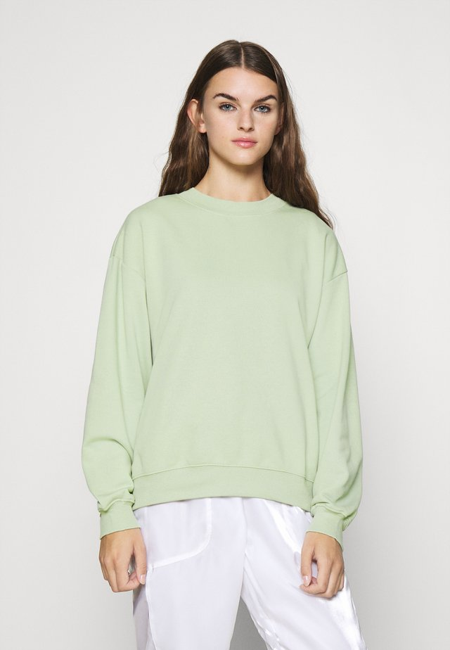 Sweater - dusty green unique