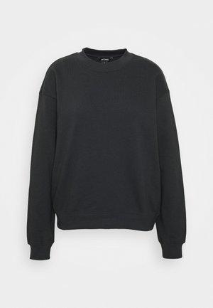 Sweatshirt - black dark