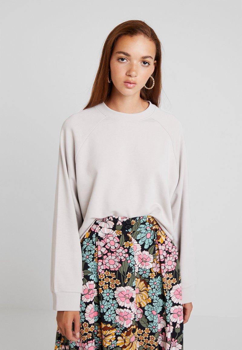 Monki - ESTRID - Sweatshirt - beige