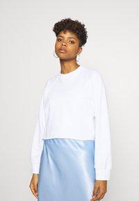 Monki - ESTRID - Sweatshirt - white - 0