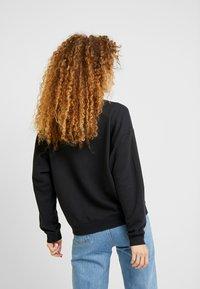 Monki - Sweatshirts - navy placementprint - 2