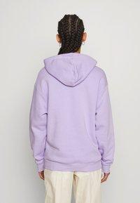 Monki - ODA - Hoodie - lilac - 2