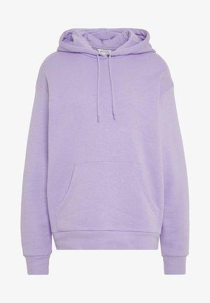 ODA - Bluza z kapturem - lilac