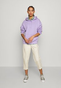 Monki - ODA - Sweat à capuche - lilac - 1