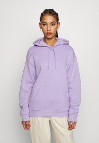 Monki - ODA - Sweat à capuche - lilac - 0