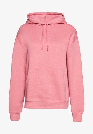 ODA - Jersey con capucha - pink
