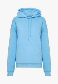 Monki - ODA - Bluza z kapturem - blue - 4