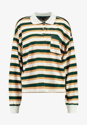 MIA - Sweatshirt - off-white/green