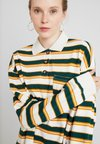Monki - MIA - Sweatshirt - off-white/green