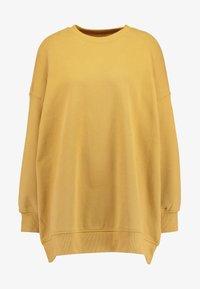 Monki - BEATA OVERSIZED - Sweatshirt - beige - 4