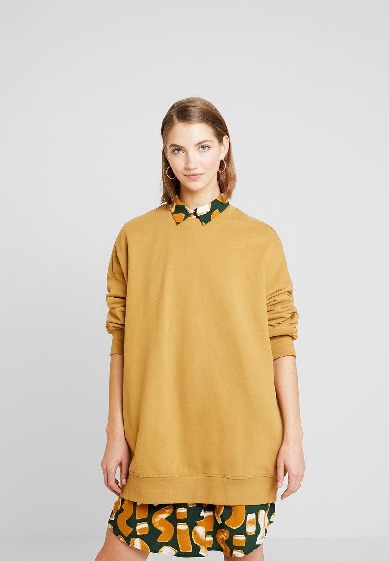 Monki - BEATA OVERSIZED - Sweatshirt - beige
