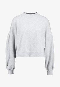 Monki - MARY - Sweater - grey melange - 3