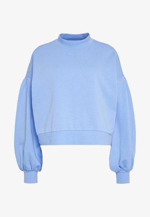 MARY - Sweatshirt - blue light